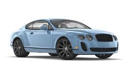 Bentley ss continentali (2010) Fotografia Stock