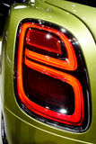 Bentley taillight Stock Photography