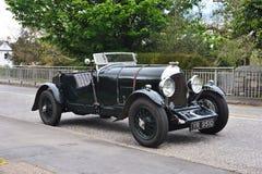 Bentley Tourer de 3 litros Fotografia de Stock