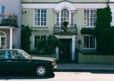 Bentley velho Imagem de Stock Royalty Free
