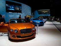 Bentleys Στοκ Εικόνες