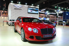 BENTLY Royalty Free Stock Photos