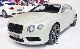 Bently Car Continental GT V8 Model. Stock Photos