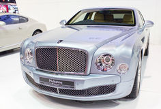 Bently Mulsanne Car. Stock Photos