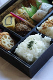 Bento box Royalty Free Stock Photo