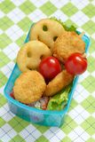 Bento box for children Royalty Free Stock Photos