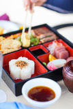 Bento box Stock Images