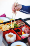 Bento box Stock Photography
