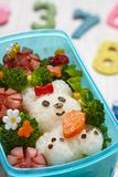 Bento box Royalty Free Stock Image