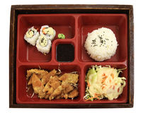 Bento japan food Royalty Free Stock Image