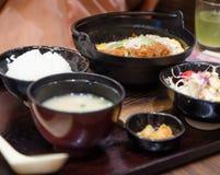 Bento, Japanese food style Stock Image