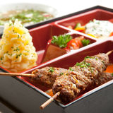 Bento Lunch Royalty Free Stock Photos