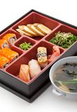 Bento Lunch Stock Image