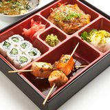 Bento Lunch Royalty Free Stock Images