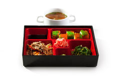Bento Lunch Stock Photo
