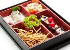 Bento Mittagessen Stockbild