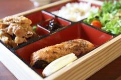Bento set Stock Photo
