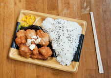 Bento set Stock Photography