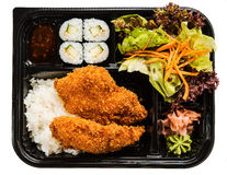 Bento set Stock Photo