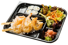 Bento set Royalty Free Stock Image