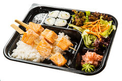 Bento set Stock Photos