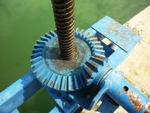 Bentolo Reservoir Royalty Free Stock Photo