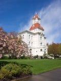 benton市政厅 免版税图库摄影