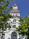 Benton County Oregon Courthouse fotografia de stock