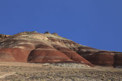 Bentonite Hills, Capitol Reef National Park Stock Photos