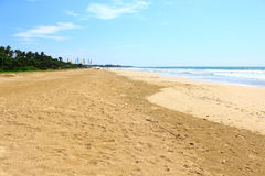 The Bentota Beach Royalty Free Stock Images