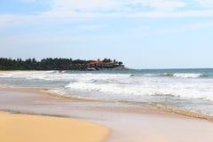 Bentota Beach Hotel Saman Villas Stock Photo
