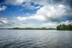 Bentota River. Royalty Free Stock Photography