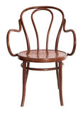 Bentwood chair Stock Photography
