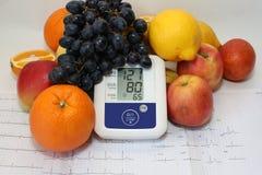 Benutzen Sie Frucht für Gesundheit Stockfoto