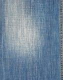 Benutzte Jeans materiell Lizenzfreies Stockfoto