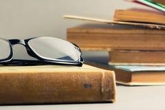 Benutztes Buch Lizenzfreies Stockfoto