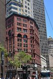 Benvenuto al De Young/Ritz-Carlton Residence Club immagine stock