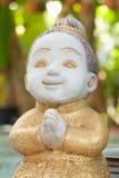 Benvenuto di Sawadee in Tailandia Fotografia Stock
