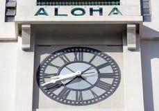 Benvenuto in Hawai Fotografia Stock