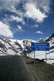 Benvenuto nel Cile! Immagini Stock Libere da Diritti