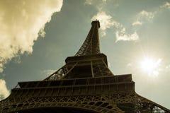 Benvenuto a Parigi Immagine Stock Libera da Diritti