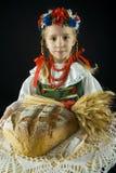 Benvenuto in Polonia Fotografie Stock Libere da Diritti