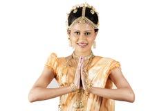 Benvenuto in Sri Lanka Fotografia Stock Libera da Diritti