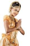 Benvenuto in Sri Lanka Fotografie Stock