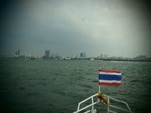 Benvenuto in Tailandia fotografia stock libera da diritti