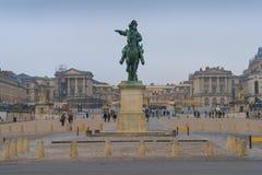 Benvenuto a Versailles Immagine Stock Libera da Diritti