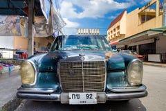 Benz αυτοκίνητο Στοκ Φωτογραφίες
