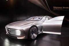 Benz της Mercedes έννοια IAA στοκ φωτογραφία με δικαίωμα ελεύθερης χρήσης