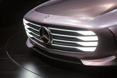 Benz της Mercedes έννοια IAA στοκ εικόνα με δικαίωμα ελεύθερης χρήσης