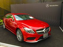 Benz της Mercedes αυτοκίνητο Στοκ Φωτογραφίες